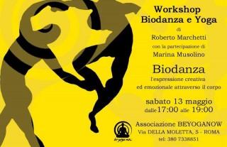 Biodanza E Yoga